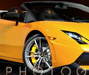 Exotic Car Photographer